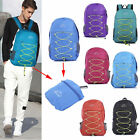 Tactical Foldable Light Camping Backpack Knapsack Rucksack Haversack Packsack