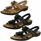 CLARKS LEISA CLAYTON LADIES SANDALS