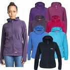 Trespass Marathon Womens Plain Jumper Long Sleeve Hiking Lightweight Fleece