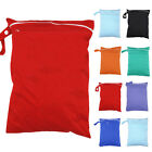 Baby Waterproof Reusable Zip Cloth Diaper Nappy Wet Dry Bag Swim Storage Pouch