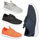 Ladies Running Trainers Womens Comfort Lightweight Gym Fitness Mesh Sports Shoes