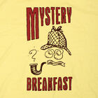 Mystery Breakfast: Sherlock Holmes, Eggs, and Bacon T-Shirt