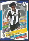 JUVENTUS Match Attax Champions League 2017 card 2016/17