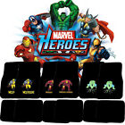 Disney Marvel Avengers Hulk Car Floor Mats 4pcs Set
