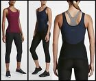 NWT $80 S~XL Zoned Sculpt Women's Compression Training Tank Top 811032 010 681