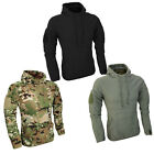 Viper Tactical Fleece Hoodie Top VCAM, Black, Green