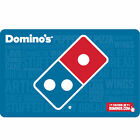 Buy a $25 Domino's Pizza Gift Card and get additional $5 ($30 value) - Emailed