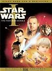 Star Wars Episode I: The Phantom Menace (DVD, 2001, 2-Disc Set, English and... $11.49 USD