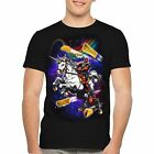 Marvel Deadpool Tacos Unicorn Men's Graphic T-Shirt