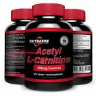 A Acetyl L-Carnitine, Powerful Fat Burner, The Amino Acid That Works As An
