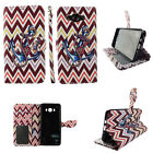 Phone Wallet Case for Samsung Galaxy J7 -Card Slot-Leather(PU)-Flips-Stand-Strap