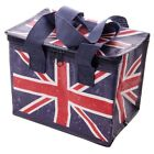 Union Jack Pack Away Woven Lunch Box Cool Box