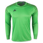 adidas Youth Onore 16 Goalkeeper Jersey Solar Lime/Raw Lime/Black AH9701