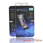 2x Genuine Nuglas Tempered Glass Screen Protector For iphone7 7plus