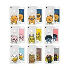 KAKAO FRIENDS UV Clear Jelly Slim Case Cover Protector For Apple iPhone 7/7 Plus