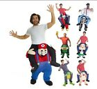 Piggyback Ride Me Ride On Piggy Back Funny Costume For Festivals Stag Parties