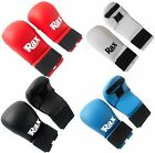 Karate Mitts Sparring Gloves Competition and Training Martial Arts Punch Bag RAX