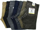 New Men's Kirkland Signature 5 Pocket Corduroy Pants Standard Fit Variety