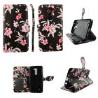 Wallet Case for LG K7/Tribute 5/Treasure Phone PU Leather Standing Flip Cover