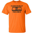 Classically Trained Nintendo Controller Funny Youth Video Game Cool Kids T Shirt