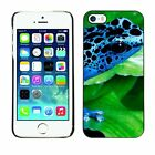 Hard Phone Case Cover Skin For Apple iPhone Black and blue little fr