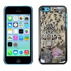 Hard Phone Case Cover Skin For Apple iPhone Lynx eats raw meat