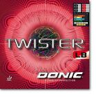 Donic Twister LB 1,2/1,5/2,0 mm Rot / Schwarz