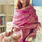 Kyпить Womens Long Soft Cashmere Scarf Wrap Large Winter Shawl Stole Scarves Pashmina на еВаy.соm