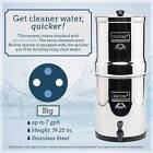 Berkey Water Filter System Big,crown,royal,imperial,light &travel W/out Filters