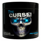 Cobra Labs THE CURSE PRE-WORKOUT 50 servings NEW, Insane Energy, Pumps, Gym