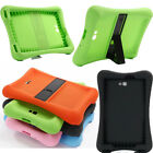 Luxury Rubber ShockProof Case Kickstand Cover for Samsung Galaxy Tab A 10.1 T580