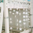Star Hanging Strings Decoration Birthday Party Festival Home Decoration 4m