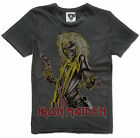 Amplified Iron Maiden Killer maglietta Carbone Tgl S-XXL Banda maglietta