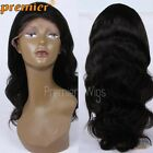4*4 Silk Base Full Lace Wig Lace Front Wigs Body Wave Natural Color Human Hair