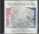 Alden David & Peter Triggvi That's What Friends Are For CD Instrumental Covers