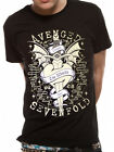 Official Avenged Sevenfold (Cloak And Dagger) T-shirt - All sizes