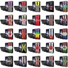 For ZTE ZMAX PRO/Carry Z981/Blade X Max Holster Case Kickstand/Screen Guard - K