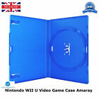 Nintendo WII U DVD Video Game Case Blank New Empty Replacement HQ Cover Amaray