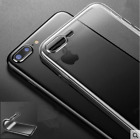 For Apple iPhone 7 7Plus Case Clear Hybrid Slim Shockproof Soft TPU Bumper Cover