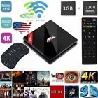H96 Pro+ 4K Android 6.0 S912 Octa Core 3GB 32GB Dual WiFi Smart TV Box +Keyboard