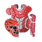 All Star System7 CKPRO1 Professional College Catchers Gear Set S7 AS