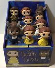 Funko Mystety Minis BEAUTY & BEAST MOVIE Vinyl 2.5in Figure NEW Open Blind Box