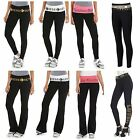 NWT Juicy Couture Leggings Pants Women White Gold Pink Black Logo Graphic