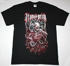 ALL SHALL PERISH EXECUTION DEATHCORE DESPISED ICON CARNIFEX NEW BLACK T-SHIRT