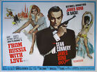 James Bond From Russia With Love Movie Poster 1 Glossy Paper A4 - A1 £13.39 GBP