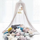 Kids Bedding Dome Canopy Netting Bedcover Mosquito Net Star Ornament Wholesale
