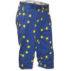 Royal And Awesome Golf Knickers Sizes 32 - 42  Loud And Funky Plus 2 Golf Shorts