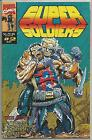 Super Soldiers #2, Vintage Marvel comic book from May 1993