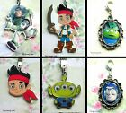JAKE AND THE NEVERLAND PIRATES TOY STORY BUZZ LIGHTYEAR KEYRING OR CHARM