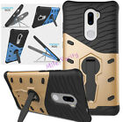 NEW For Xiaomi Mi 5S Plus Hybrid Shockproof Rugged Armor Gel Case Stand Cover